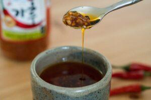 garlic chili oil