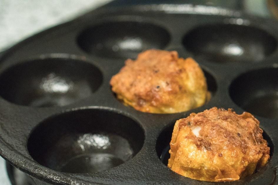 Next Level Chinese Shumai Dumplings